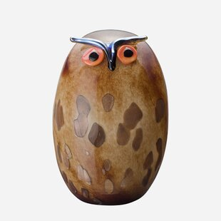 Birds by Toikka Uhuu Bird Figurine by Iittala