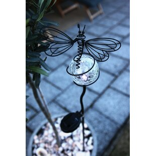 Butterfly 1-Light LED Decorative Light By Sol 72 Outdoor