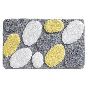 Light Yellow Bathroom Rugs bath rugs & bath mats you'll love | wayfair