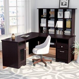 Red Barrel Studio Hillsdale 2-Piece L-Shape Desk Office Suite