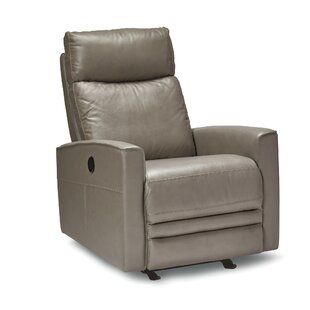 Chance Leather Power Rocker Recliner by Sofas to Go