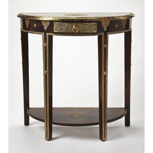 Salguero Demilune Console Table by Astoria Grand