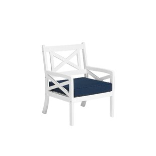 Mak Garden Chair With Cushion By Sol 72 Outdoor