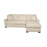 XL Reversible Chaise Sectional by Bauhaus