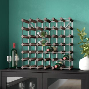 Rita 42 Bottle Wine Rack By Wrought Studio