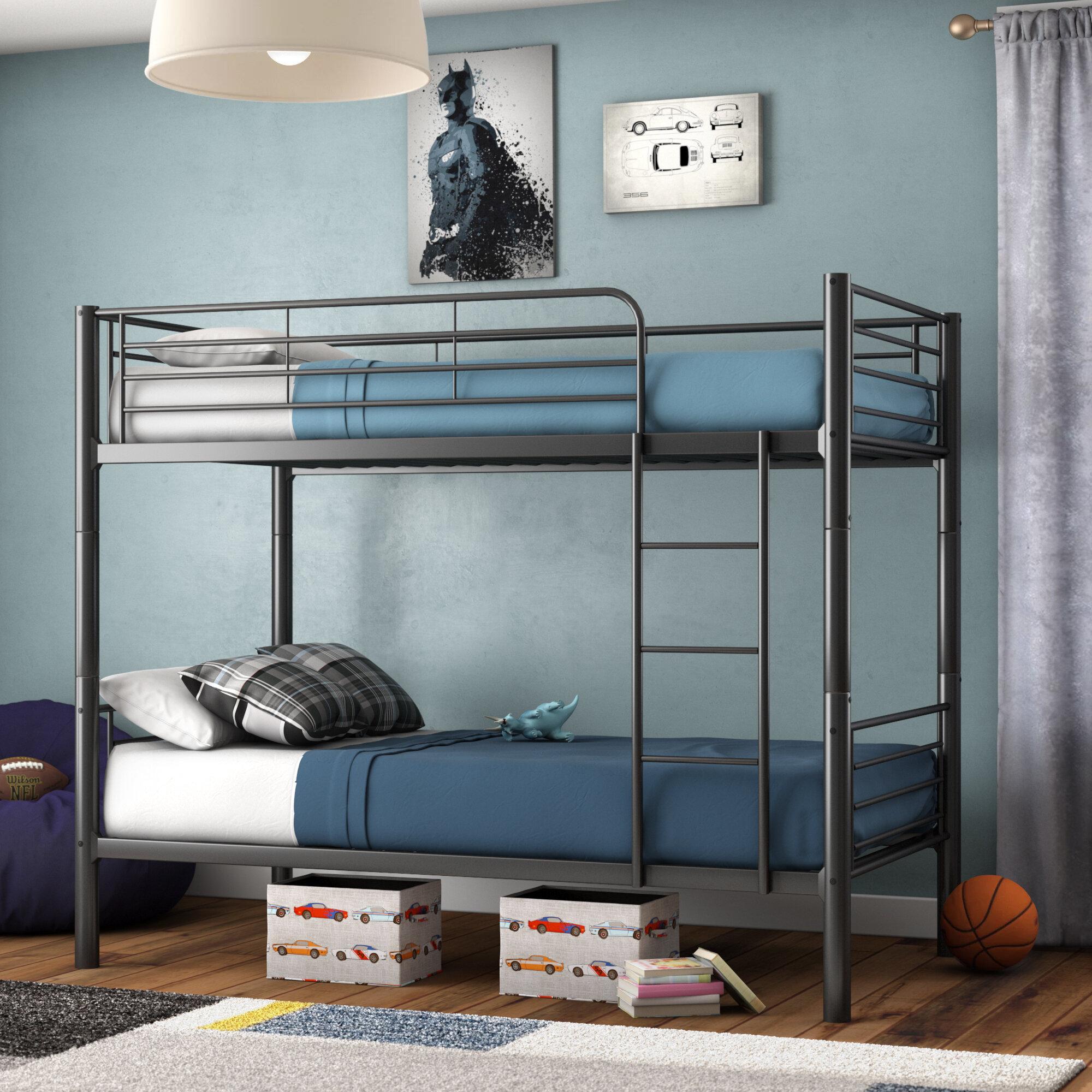 Metal Kids Beds Free Shipping Over 35 Wayfair