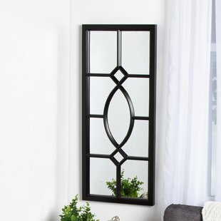 Alcott Hill Mercersburg Window Wall Accent Mirror