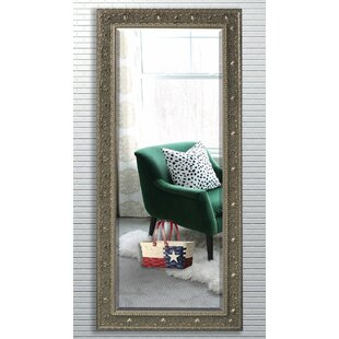 Darby Home Co Wood Frame Beveled Wall Mirror