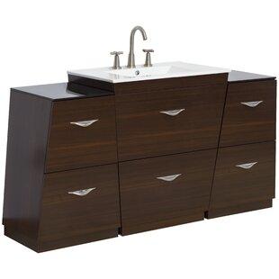 67 Single Modern Bathroom Vanity Set by American Imaginations