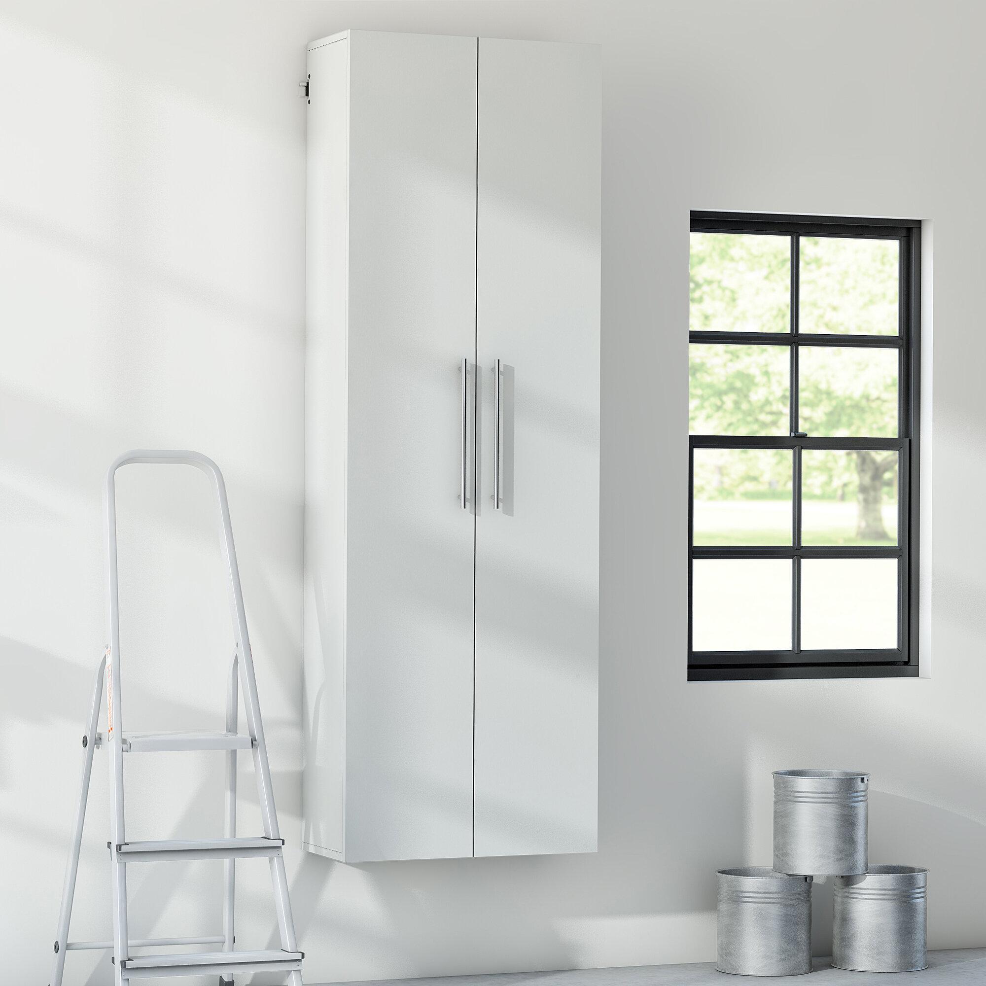 Wayfair Basics 72 H X 24 W 12 D Large Storage Cabinet Reviews
