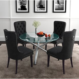 Nielsen 5 Piece Dining Set