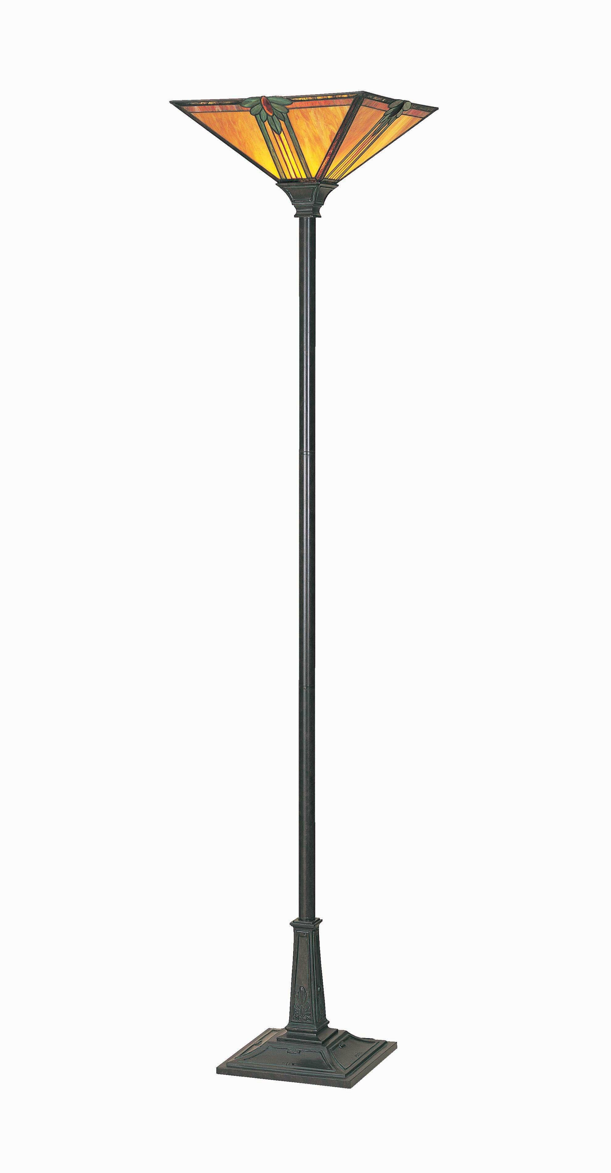 Source Maple 70 Torchiere Floor Lamp