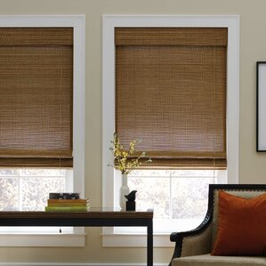 Bamboo Blinds For French Doors window blinds & shades you'll love   wayfair