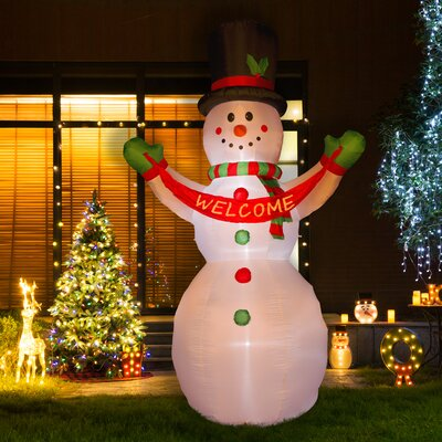 Snowman Decorations You Ll Love Wayfair