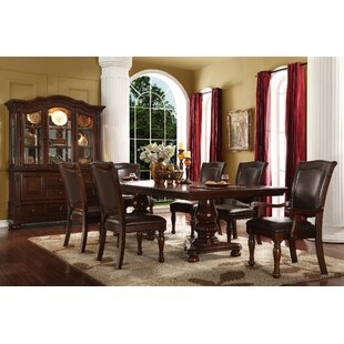 Petrarch 7 Piece Dining Set Alcott Hill