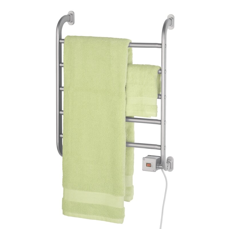towel warmer rack. Warmrails Regent Wall Mount Towel Warmer Rack