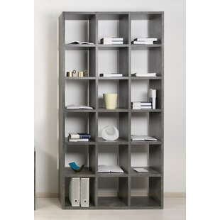 Brayden Studio Ottley Cube Unit Bookcase