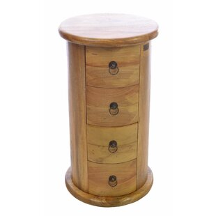 4 Drawer Chest By Gracie Oaks