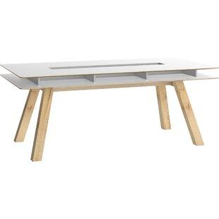 Gemini Dining Table By Brayden Studio