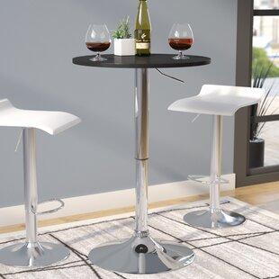 Trautman Adjustable Height Pub Table