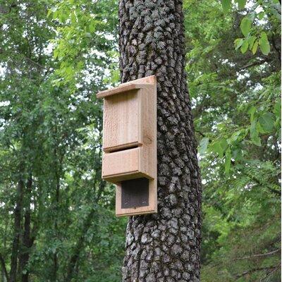 Songbird Essentials Tower 19 in x 5.5 in x 5 in Bat House