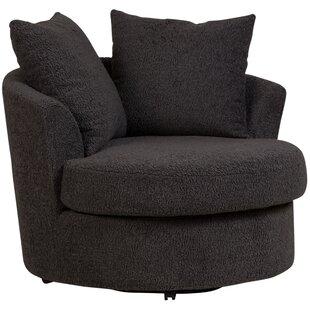 Kitson Barrel Chair By Latitude Run