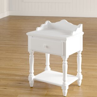 Affordable Price Portia 1 Drawer Nightstand by Viv + Rae Reviews (2019) & Buyer's Guide