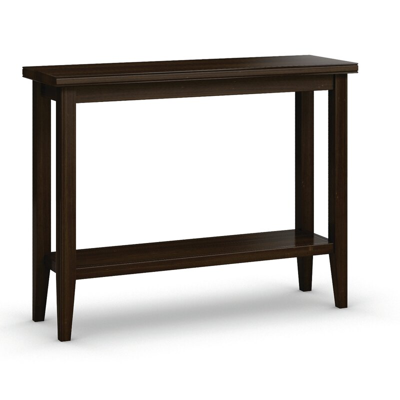 Caravel Bowery Sofa Table with Shelf