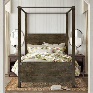 Wilda Canopy Bed by Birch Lane