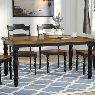 Courtdale 6 Piece Dining Set by Three Posts