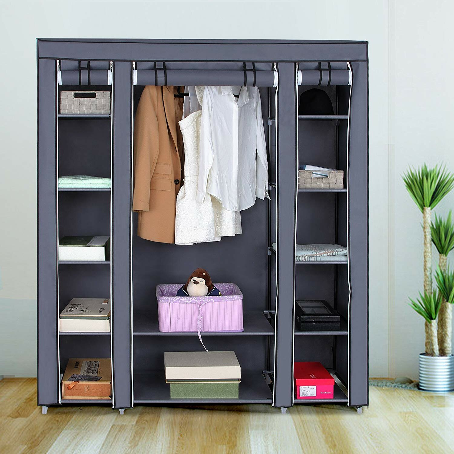BIG SALE Our Best Portable Wardrobe Deals You'll Love In ...