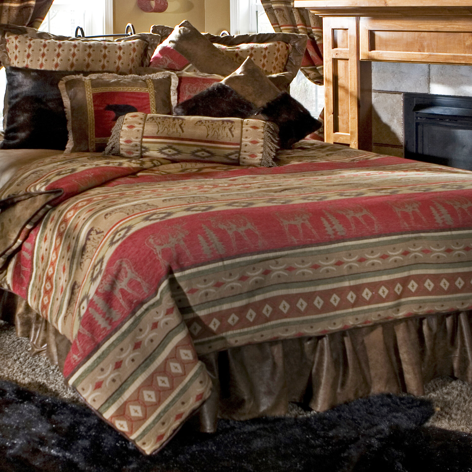 rustic product master hayneedle belham bed living cfm bedding lasalle