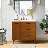 "Burnie 36"" Single Bathroom Vanity Set"