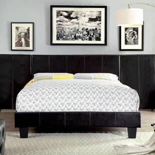 Best Reviews Zac Upholstered Platform Bed by Orren Ellis Reviews (2019) & Buyer's Guide