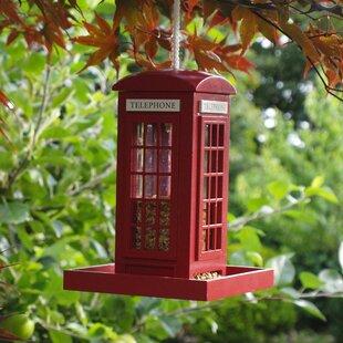 Telephone Box Bird Feeder Image