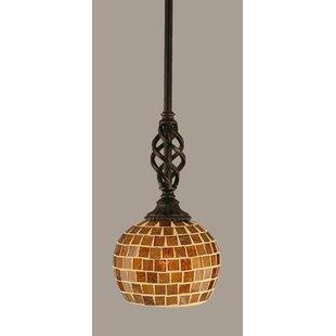 Astoria Grand Pierro 1-Light Mini Pendant