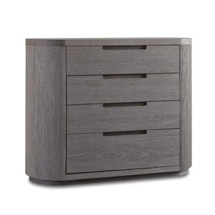 Palmer 4 Drawer Nightstand