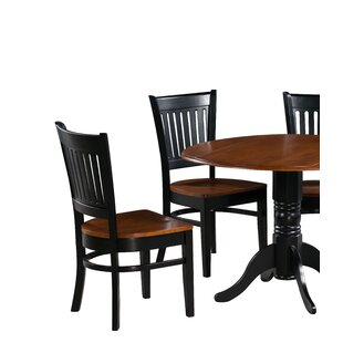 Affordable Price Corcoran Solid Wood Dining Chair (Set of 4) by Alcott Hill Reviews (2019) & Buyer's Guide