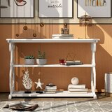 Wembley 48 Console Table by One Allium Way®