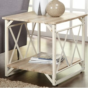 Great Price Raymundo End Table ByWrought Studio