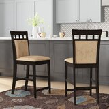 Lewandowski 24 Bar Stool (Set of 2) by Red Barrel Studio®