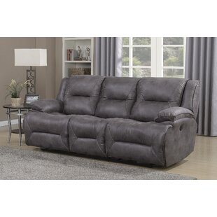 Risch Reclining Sofa by Latitude Run Herry Up