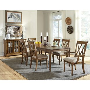Marquerite 7 Piece Extendable Dining Set