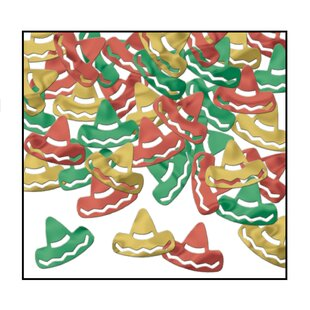 Fanci-Fetti Sombreros (Set of 12)