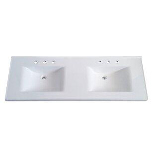buy popular 3c982 abfc4 Find the Perfect Double Vanity Tops | Wayfair