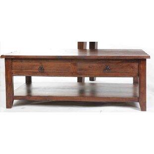 Aishni Home Furnishings Wave Coffee Table
