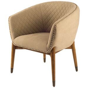 Shirley Barrell Chair by Inspired D?cor and Interiors