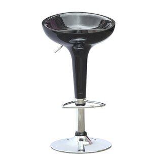 Ebern Designs Beltz Adjustable Height Bar Stool (Set of 2)