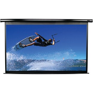 Spectrum Series Electric Projection Screen by Elite Screens Looking for