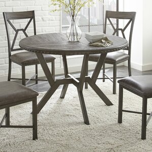 Ruggerio Dining Table by Laurel Foundry Modern Farmhouse